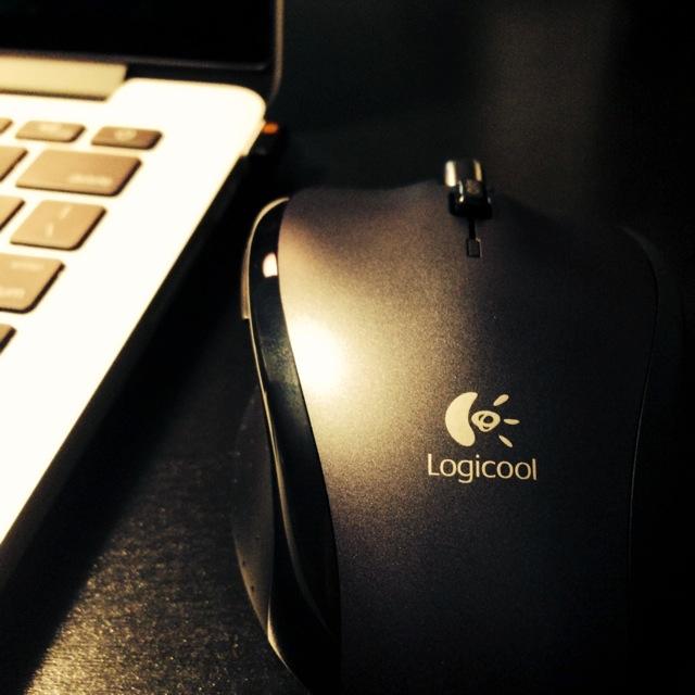 安定のLogicool – m705tを購入
